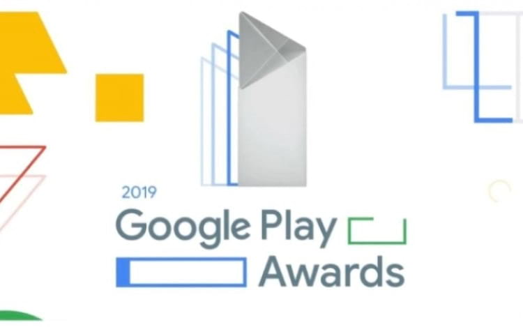 Premiação anual de apps do Google