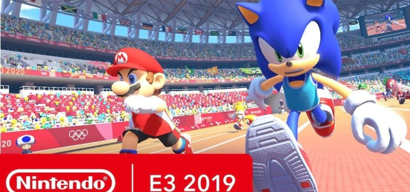 Nintendo mostra trailer de Mario & Sonic at the Olympic Games na E3 2019